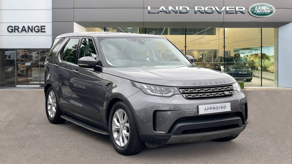 Land Rover Discovery 2.0 SD4 SE Heated front seats, LED headlights with signature DRL Diesel Automatic 5 door 4x4
