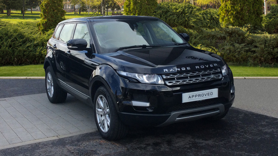 Land Rover Range Rover Evoque 2.2 SD4 Pure 5dr [Tech Pack] - Panoramic Roof -  Diesel Automatic 4x4 (2013) image