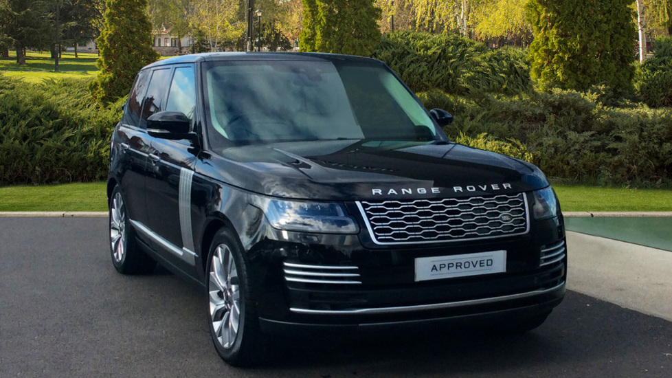 Land Rover New Range Rover 2.0 P400e Autobiography 4dr Auto Petrol/Electric Automatic 5 door 4x4 (2018) image