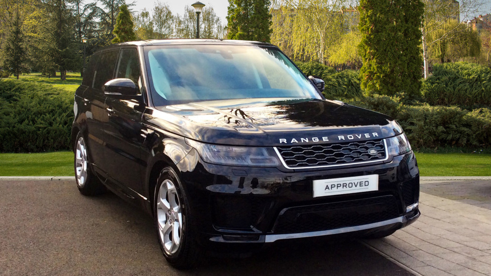Land Rover Range Rover Sport 2.0 P400e HSE 5dr Petrol/Electric Automatic 4x4 (2018)