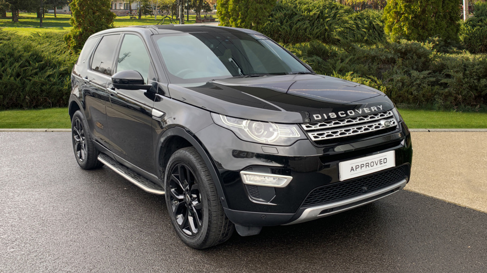 Land Rover Discovery Sport 2.0 Si4 240 HSE Luxury 5dr - Entertainment Pack - Surround Camera - Panoramic Roof -  Automatic 4x4 (2018) image