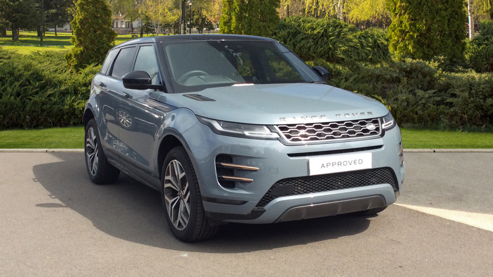Land Rover Range Rover Evoque 2.0 D180 First Edition 5dr Diesel Automatic 4x4 (2019)