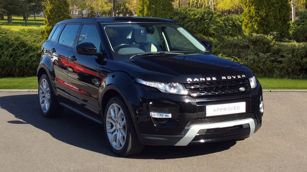 Land Rover Range Rover Evoque 2.2 SD4 Dynamic 5dr - Surround Camera - Meridian Sound System - Low Mileage -  Diesel Automatic 4x4 (2014) image