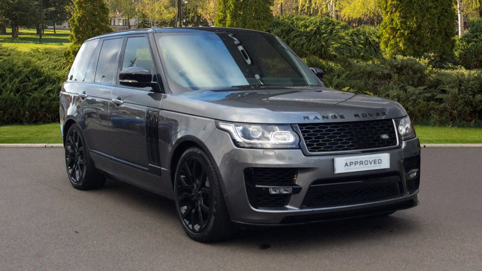 Land Rover Range Rover 3.0 TDV6 Vogue SE 4dr - SVO Body Kit - Sliding Panoramic Roof - 22 Alloys -  Diesel Automatic 5 door 4x4 (2017) image