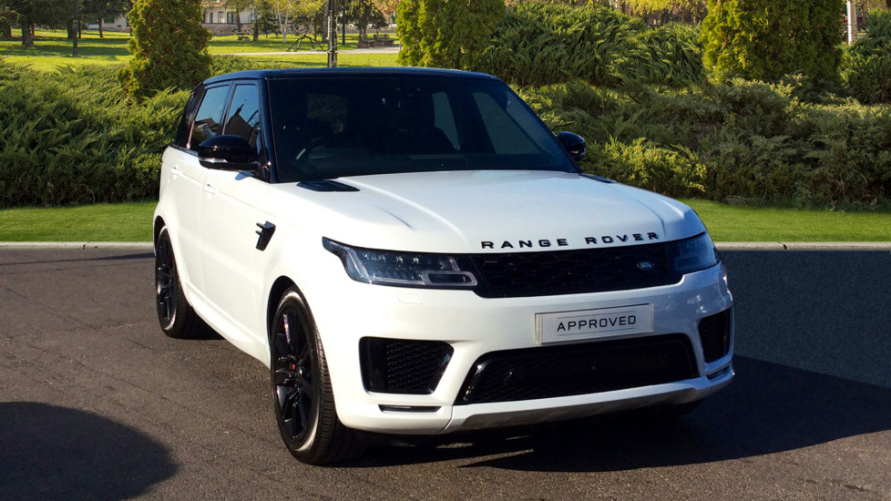 Land Rover Range Rover Sport 2.0 P400e HSE Dynamic 5dr Petrol/Electric Automatic 4x4 (2018)