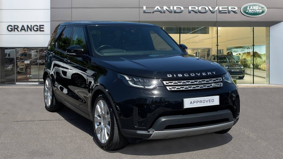 Land Rover Discovery 3.0 SDV6 HSE Luxury 5dr Heated and cooled front seats with heated rear seats Diesel Automatic 4x4 (2018) image