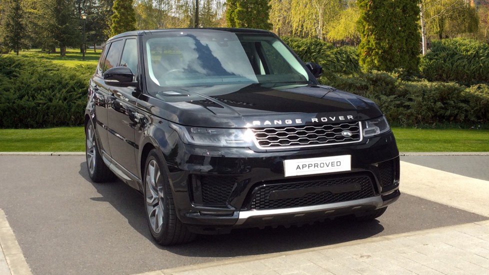 Land Rover Range Rover Sport 3.0 SDV6 HSE 5dr  Diesel Automatic 4x4 (2018)