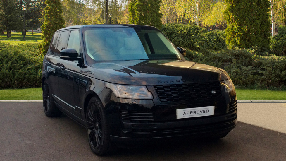 Land Rover Range Rover 3.0 SDV6 Vogue 4dr Diesel Automatic 5 door 4x4 (2018) at Land Rover Barnet thumbnail image