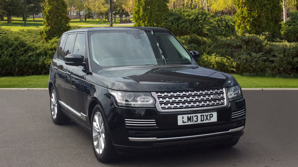Land Rover Range Rover 3.0 TDV6 Vogue SE + Sliding Panoramic Roof Diesel Automatic 5 door Estate (2013) image