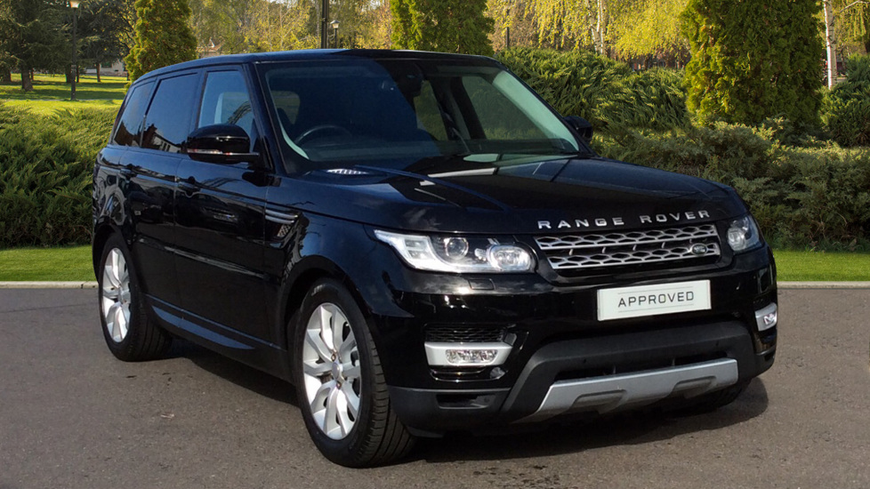 Land Rover Range Rover Sport 3.0 SDV6 HSE 5dr Diesel Automatic 4x4 (2015) image