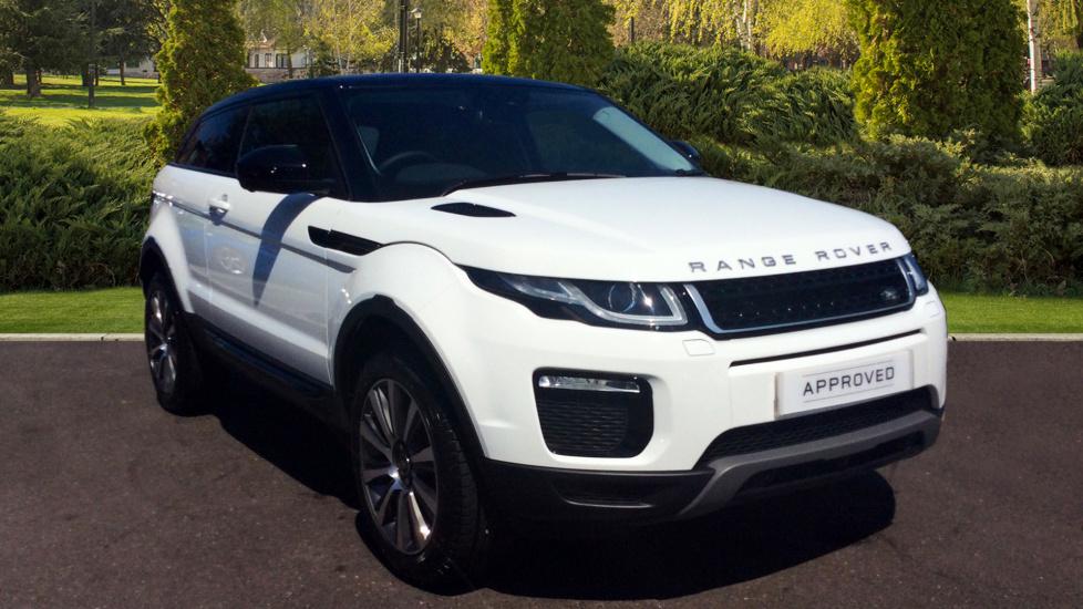 Land Rover Range Rover Evoque 2.0 TD4 SE Tech 3dr Diesel Automatic 5 door Coupe (2017)