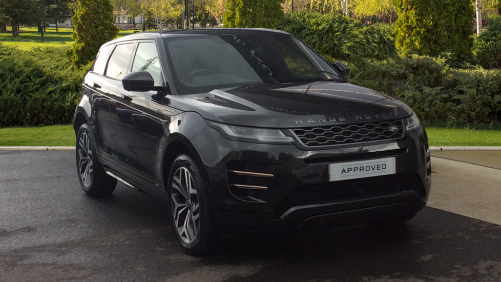 Land Rover Range Rover Evoque 2.0 D180 R-Dynamic HSE 5dr - Sunroof - Surround Camera - Privacy Glass -  Diesel Automatic 4x4 (2019)