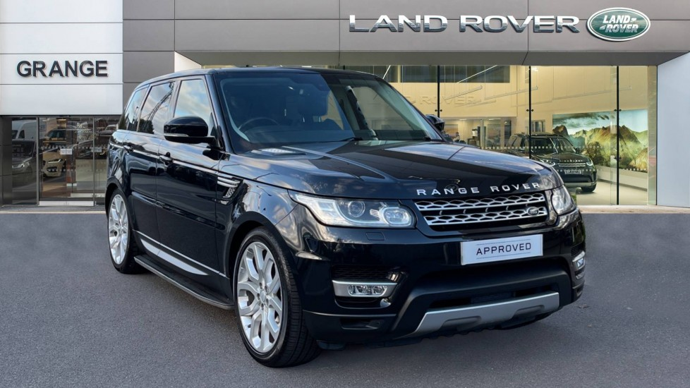 Land Rover Range Rover Sport 3.0 SDV6 [306] HSE Heated front and rear seats and Fixed panoramic roof Diesel Automatic 5 door Estate