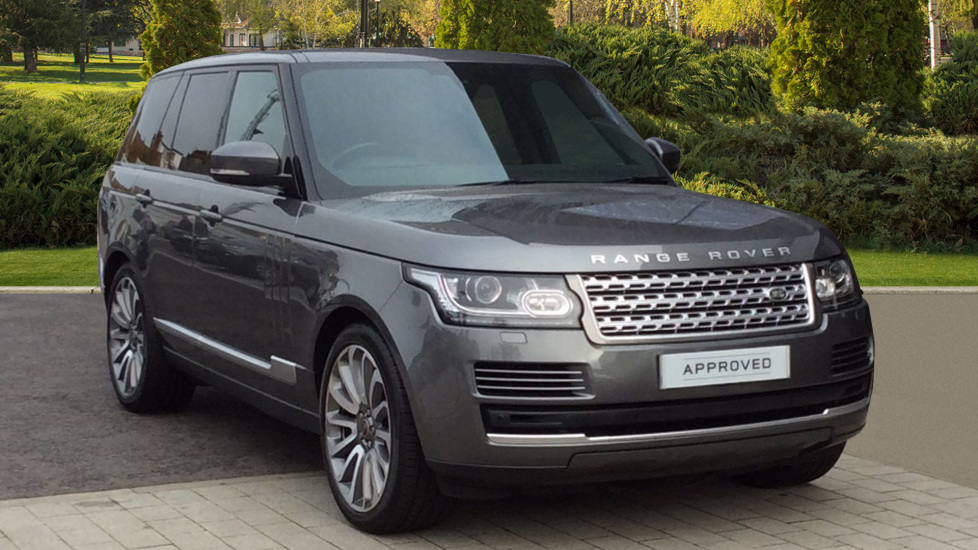 Land Rover Range Rover 3.0 TDV6 Vogue 4dr - Panoramic Roof - Rear Camera - 22 Alloys -  Diesel Automatic 5 door Estate (2016)