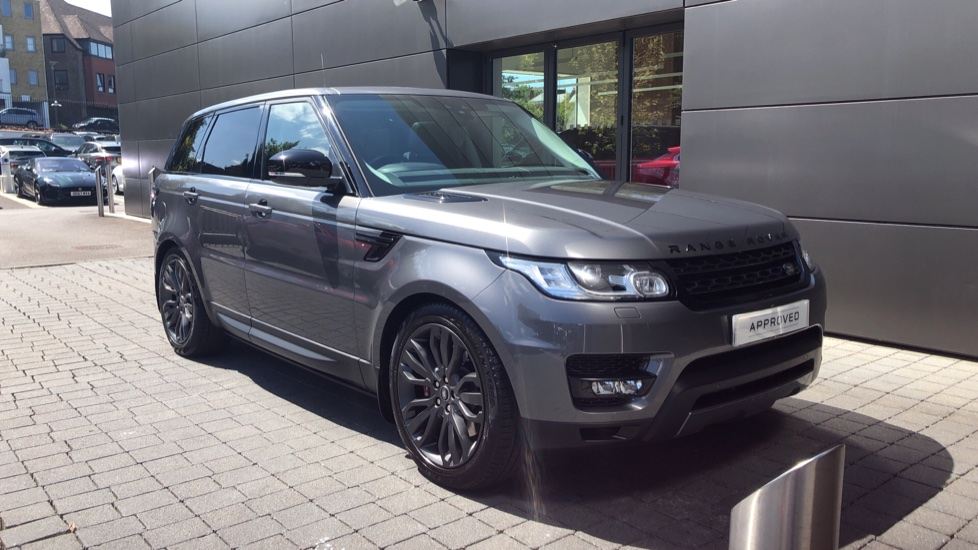 Land Rover Range Rover Sport 3.0 SDV6 [306] HSE Dynamic 5dr Diesel Automatic Estate (2017)