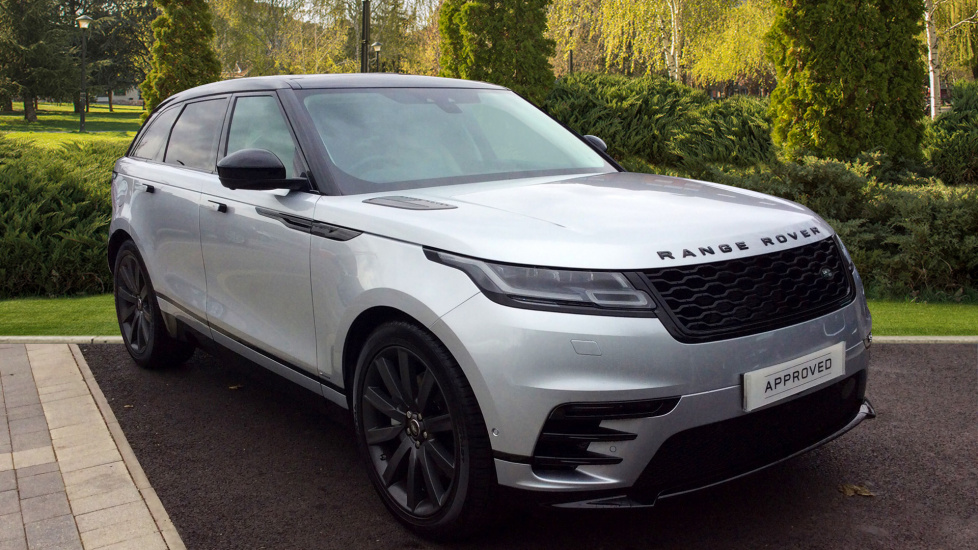 Land Rover Range Rover Velar 3.0 P380 R-Dynamic HSE 5dr Automatic 4x4 (2017) available from Land Rover Woodford thumbnail image