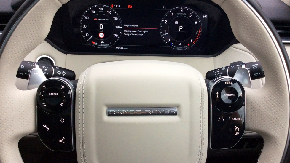 Land Rover Range Rover Velar 3.0 P380 R-Dynamic HSE 5dr image 10