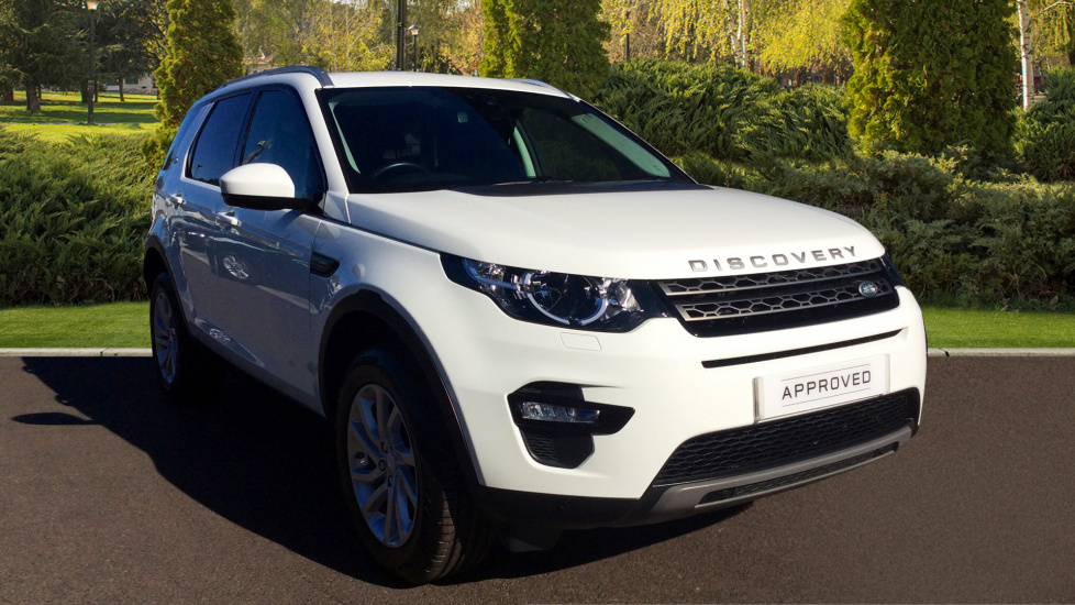 Land Rover Discovery Sport 2.0 TD4 180 SE Tech 5dr 7seater Diesel Automatic 4x4 (2017) image