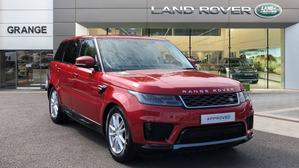 Land Rover Range Rover Sport 3.0 SDV6 HSE 5dr Diesel Automatic Estate (2018)