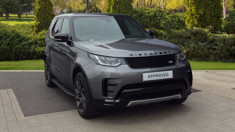 Land Rover Discovery 2.0 SD4 HSE 5dr Diesel Automatic 6 door 4x4 (2019)