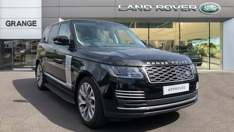 Land Rover Range Rover 2.0 P400e Autobiography 4dr Petrol/Electric Automatic 5 door Estate (2020) image
