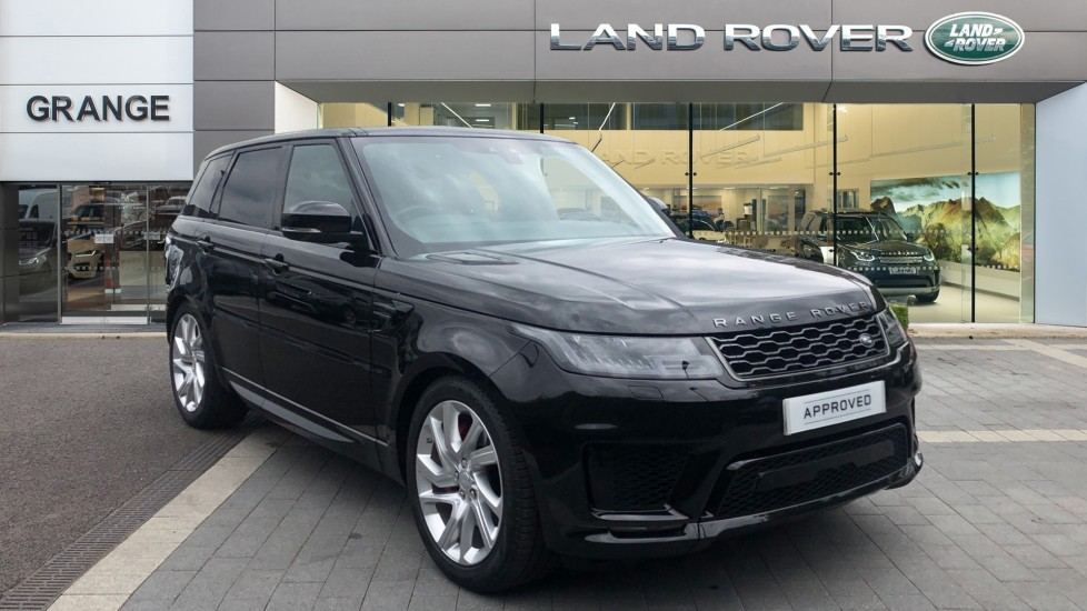 Land Rover Range Rover Sport 3.0 P400 HSE Dynamic 5dr Automatic Estate (2020)