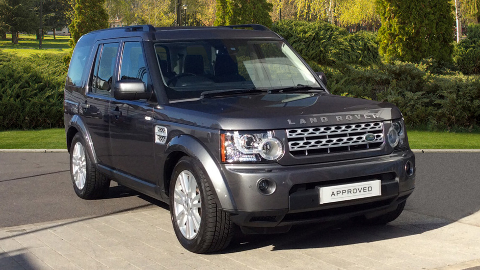 Land Rover Discovery 3.0 SDV6 255 GS 5dr - 7Seater - Bright Pack - Sunroof -  Diesel Automatic 4x4 (2013)