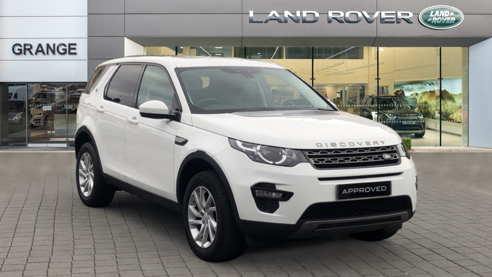 Land Rover Discovery Sport 2.0 TD4 180 SE Tech 5dr image 1