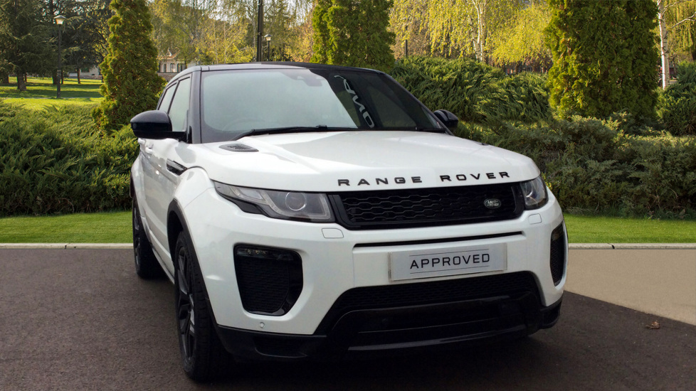 Land Rover Range Rover Evoque 2.0 Ingenium Si4 HSE Dynamic 5dr Automatic 4x4 (2018)