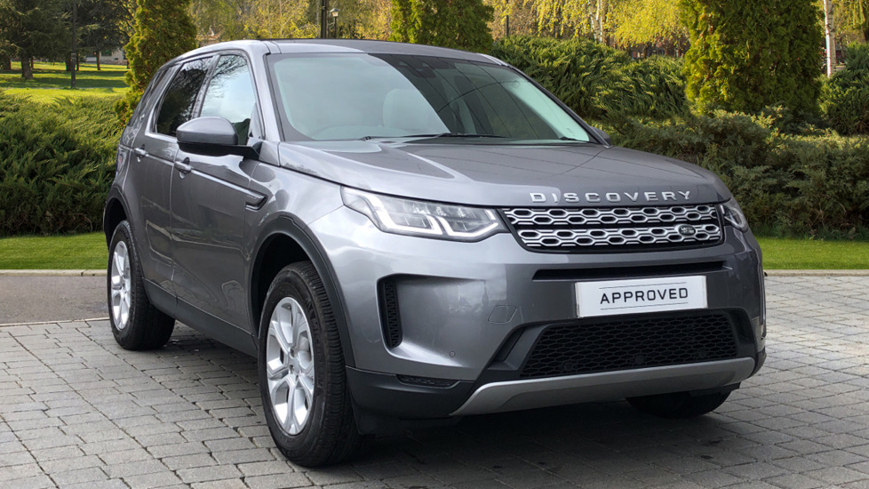 Land Rover Discovery Sport 2.0 P200 S 5dr - Privacy Glass - Panoramic Roof - Rear Camera -  Automatic 4x4 (2019) image