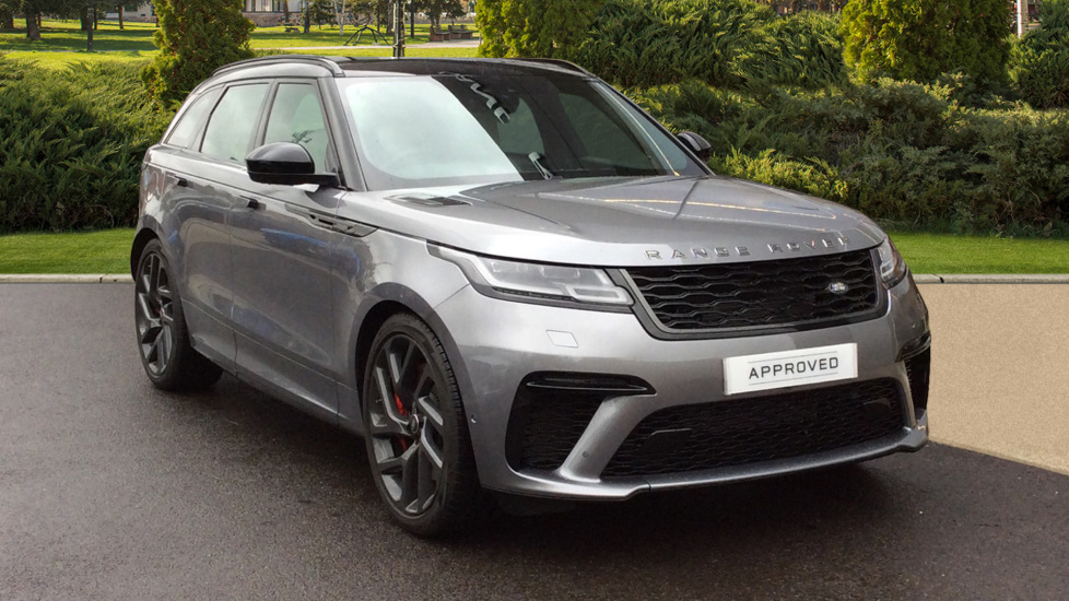 Land Rover Range Rover Velar 5.0 P550 SVAutobiography Dynamic Edition 5dr Automatic Estate (2019) image