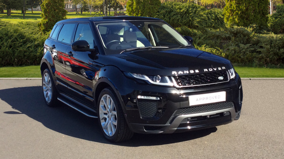 Land Rover Range Rover Evoque 2.0 TD4 HSE Dynamic Lux 5dr - Massage Seats - Head Up Display - Surround Camera - Side Steps -  Diesel Automatic 4x4 (2016) image
