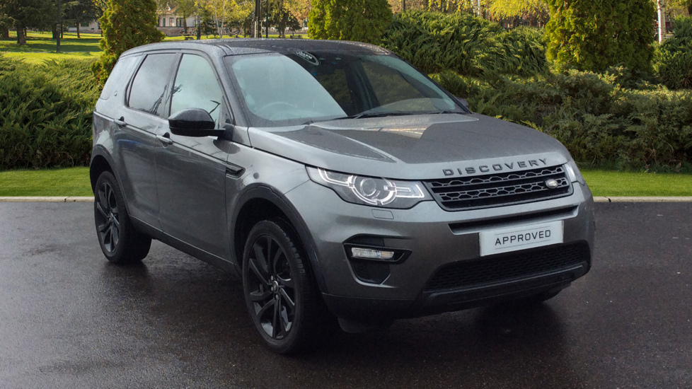 Land Rover Discovery Sport 2.0 TD4 180 HSE Black 5dr + BLACK PACK + PANORAMIC ROOF + REAR CAMERA +  Diesel Automatic 4x4 (2016) image