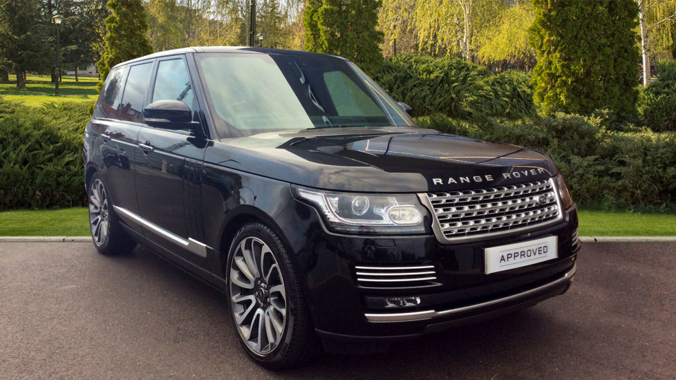 Land Rover Range Rover 5.0 V8 Supercharged Autobiography 4dr [SS] Automatic 5 door 4x4 (2017) image