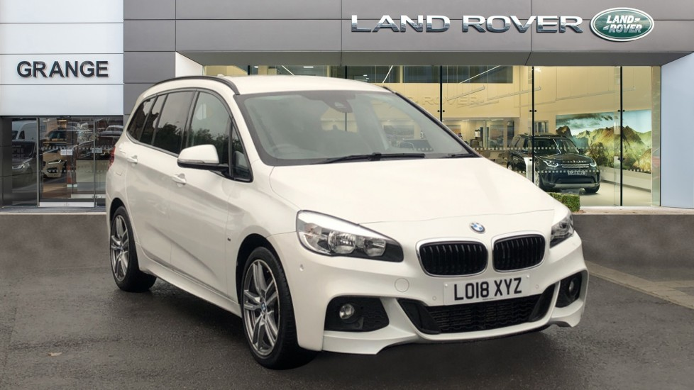 BMW 2 Series Gran Tourer 218i M Sport 5dr Step 7 Seat 1.5 Automatic Estate (2018)