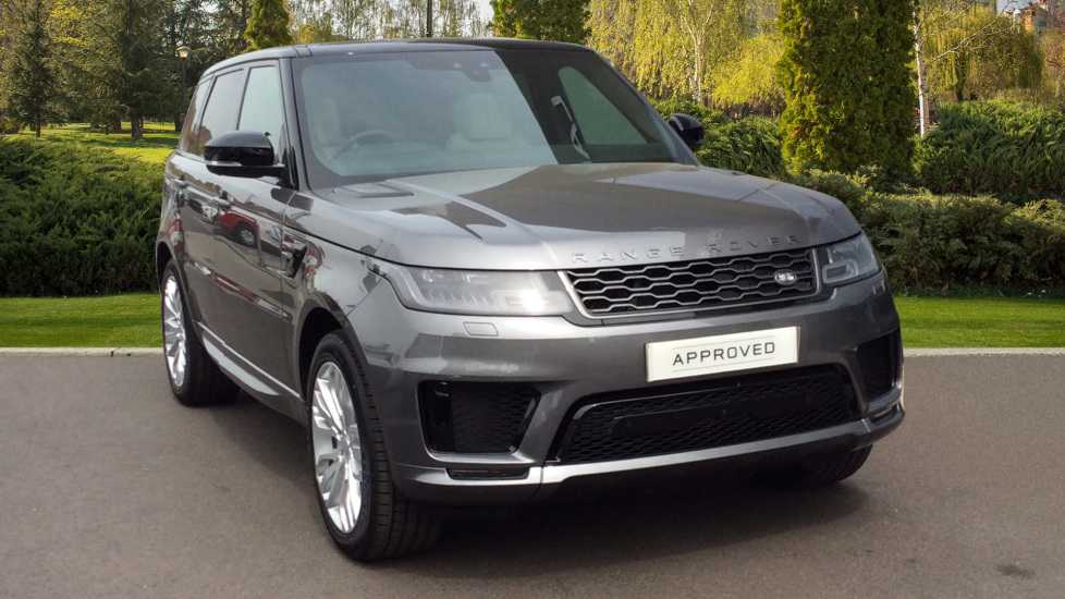Land Rover Range Rover Sport 2.0 P400e HSE Dynamic 5dr Petrol/Electric Automatic 4x4 (2019) image