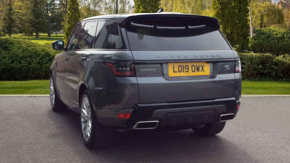 Land Rover Range Rover Sport 2.0 P400e HSE Dynamic 5dr image 2
