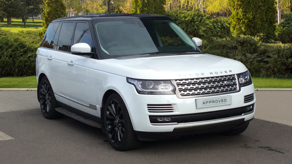 Land Rover Range Rover 3.0 TDV6 Vogue SE 4dr - Sliding Panoramic Roof - Privacy Glass - 22 inch Alloys -  Diesel Automatic 5 door 4x4 (2016) image