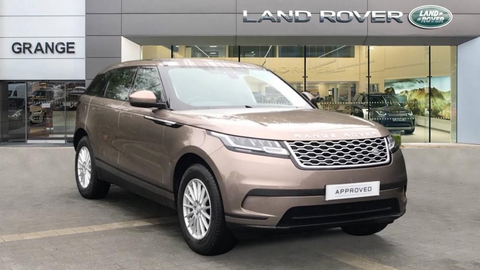 Land Rover Range Rover Velar 2.0 D180 5dr Diesel Automatic Estate (19MY)