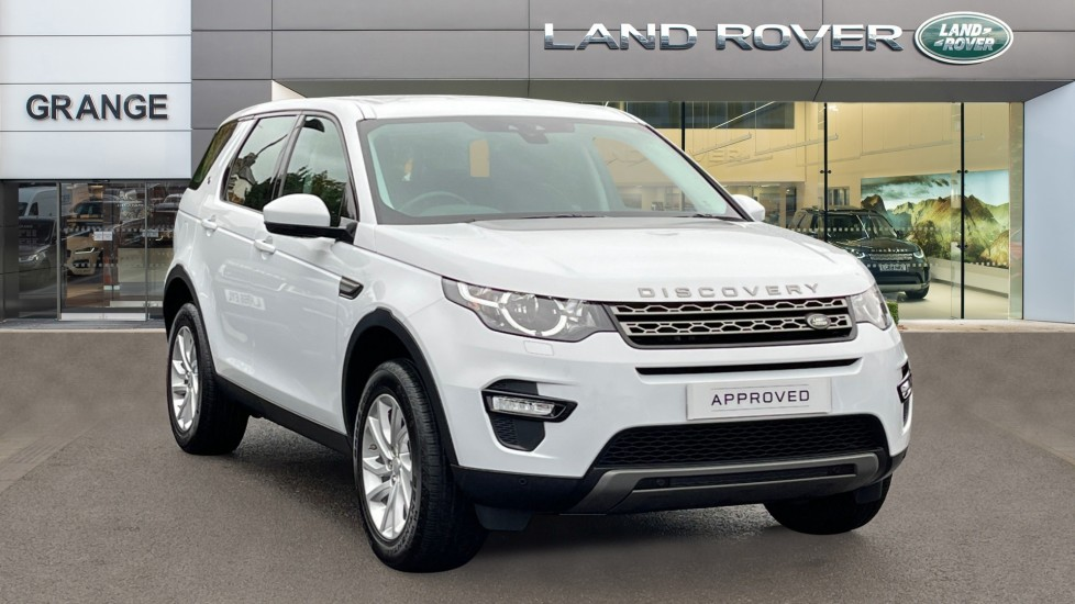 Land Rover Discovery Sport 2.0 Si4 240 SE Tech 5dr Automatic 4x4 (18MY)