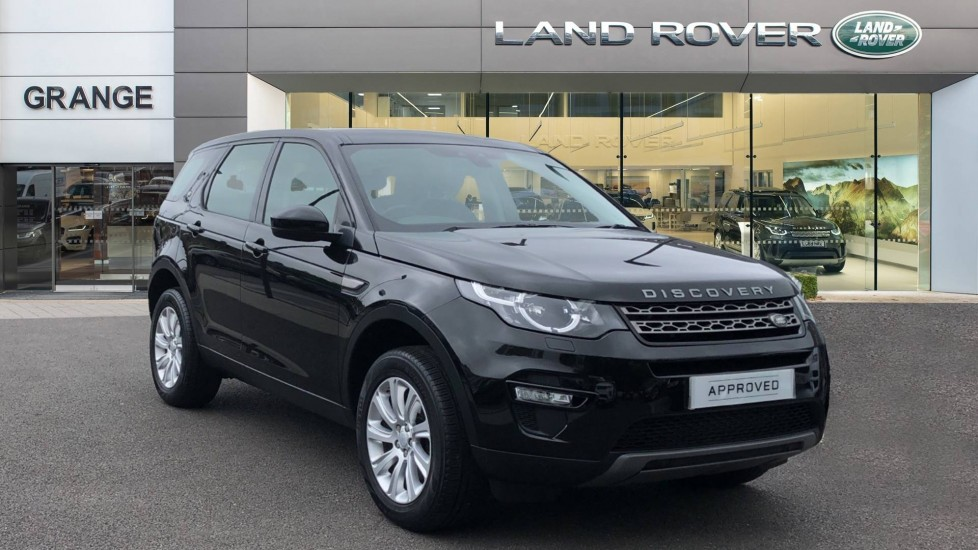 Land Rover Discovery Sport 2.2 SD4 SE Tech 5dr Diesel 4x4 (2015)