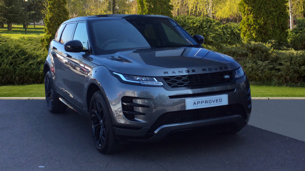 Land Rover Range Rover Evoque 2.0 P200 R-Dynamic S 5dr Automatic 4x4 (2019)