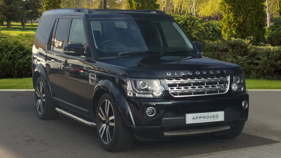 Land Rover Discovery 3.0 SDV6 HSE Luxury 5dr - Privacy Glass - Entertainment System - Sunroof -  Diesel Automatic 4x4 (2014) image