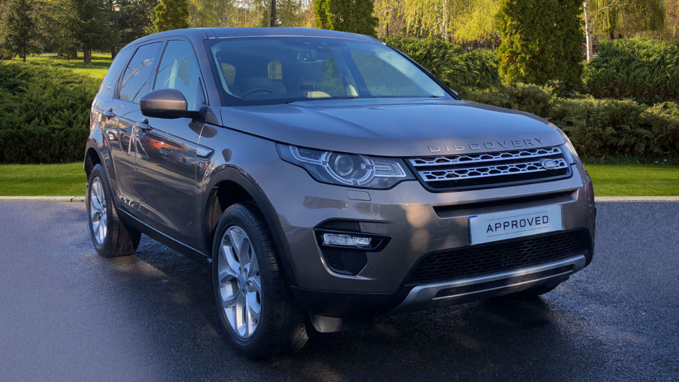 Land Rover Discovery Sport 2.0 TD4 180 HSE 5dr Diesel Automatic Hatchback (2016)