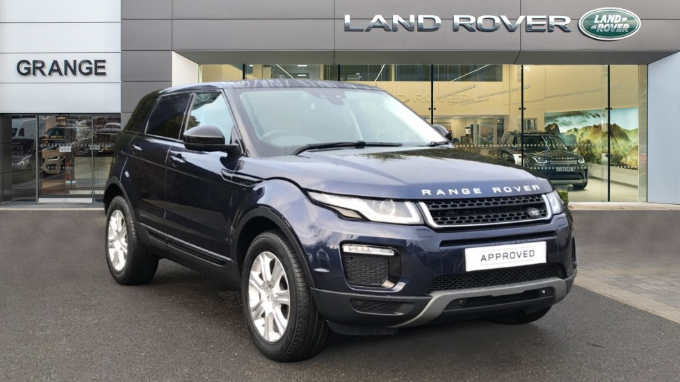 Land Rover Range Rover Evoque 2.0 TD4 SE Tech 5dr Diesel Automatic Hatchback (2017 MY)