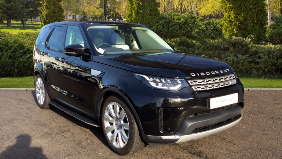 Used Range Rover For Sale >> Land Rover Discovery 3.0 TD6 HSE Luxury 5dr Diesel Automatic 4x4 (2018) at Land Rover Barnet ...