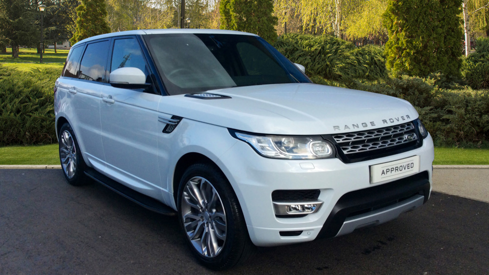 Land Rover Range Rover Sport 3.0 SDV6 [306] HSE 5dr Diesel Automatic 4x4 (2017)