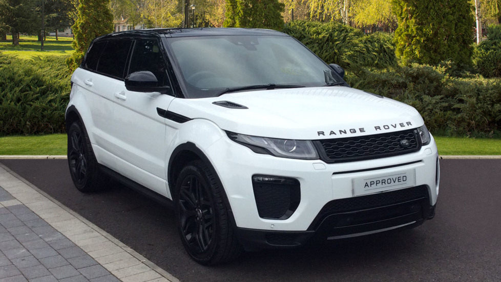 Land Rover Range Rover Evoque 2.0 TD4 HSE Dynamic 5dr - Black Pack - Panoramic Roof - Rear Camera -  Diesel Automatic 4x4 (2018) image