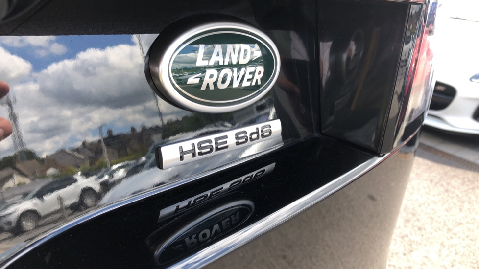 Land Rover Discovery DISCOVERY HSE SD6 AUTO image 12