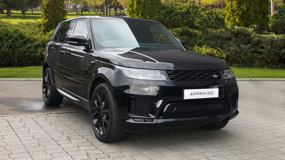 Land Rover Range Rover Sport 3.0 SDV6 Autobiography Dynamic 5dr Adaptive Cruise Control and Sliding Pan Roof Diesel Automatic Estate
